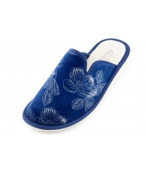 Женские тапочки AXA Dolce Petalo Blu
