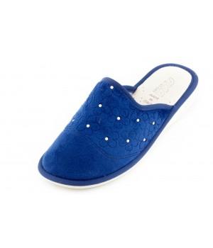 Женские тапочки AXA Perla Speciale Blu