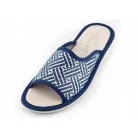 Женские тапочки AXA Bellezza Futuro Blue