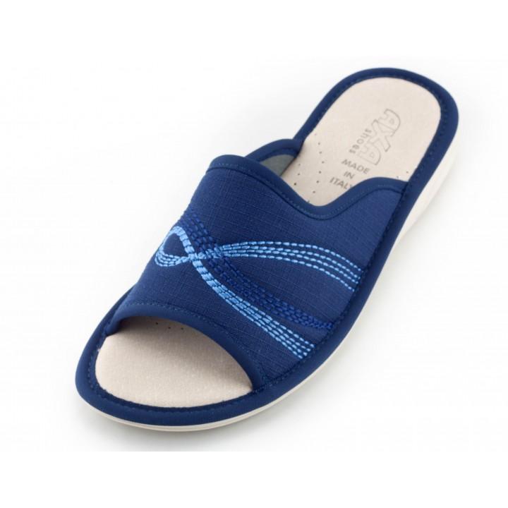 Женские тапочки Bellezza Infinita Blu