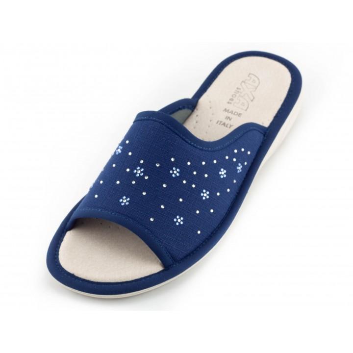 Женские тапочки Gioielli Nelle Stelle Blu