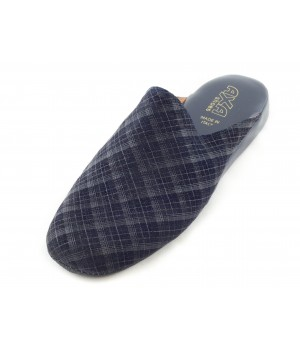 Мужские домашние тапочки AXA Comfort senza peso Blue