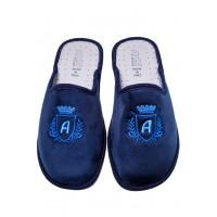 Мужские домашние тапочки AXA Relax imperiale Blue