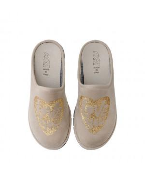 Домашняя женская обувь AXA Amore Beige