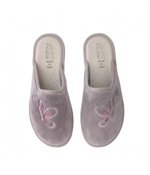Домашняя женская обувь AXA Bella Farfalla Taupe