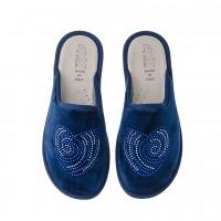Домашняя женская обувь AXA Cuore Blue