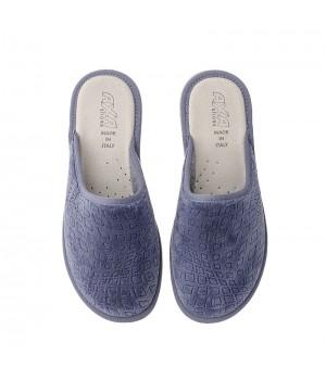 Домашняя женская обувь AXA Finestrelle Petrolio