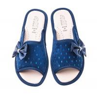 Домашние женские тапочки AXA Elegante Blue