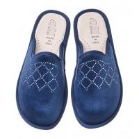 Домашние женские тапочки AXA Linea di Disegno Blue