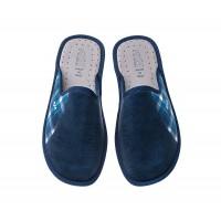 Мужские домашние тапочки AXA Stile Classico Blue