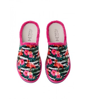 Домашняя женская обувь AXA Fenicottero Fuxia