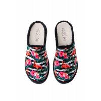 Домашняя женская обувь AXA Fenicottero Nero
