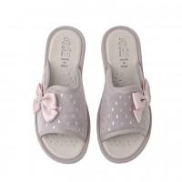 Домашняя женская обувь AXA Fiocco Taupe