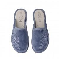 Домашняя женская обувь AXA Fiore Petrolio