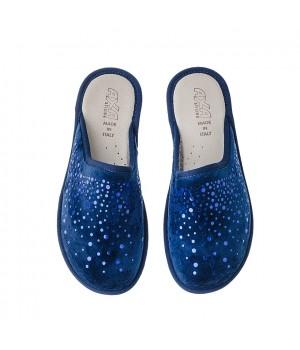 Домашняя женская обувь AXA Goccia Blue