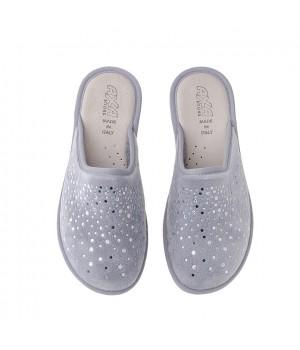 Домашняя женская обувь AXA Goccia Grigio