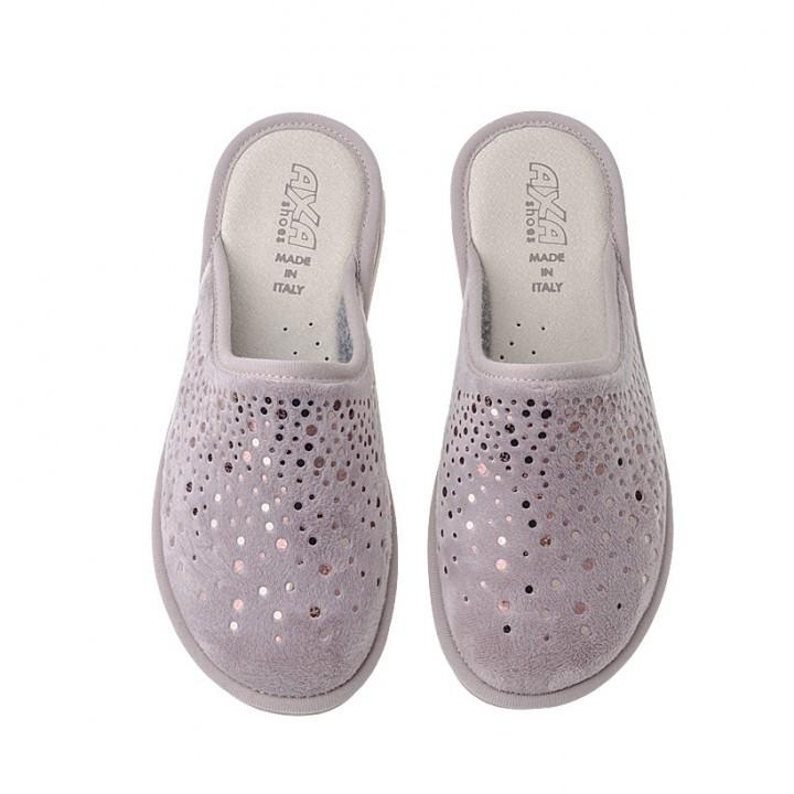 Домашняя женская обувь AXA Goccia Taupe