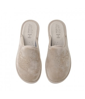 Домашняя женская обувь AXA Insetto Beige