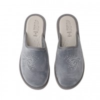 Домашняя женская обувь AXA Insetto Grigio Scuro