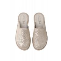 Домашняя женская обувь AXA Lamina Beige