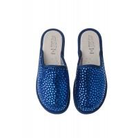 Домашняя женская обувь AXA Lamina Blue