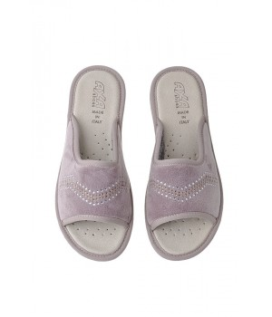 Домашняя женская обувь AXA Spezzata Taupe