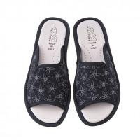 Домашняя женская обувь AXA Fiore Lucido Nero