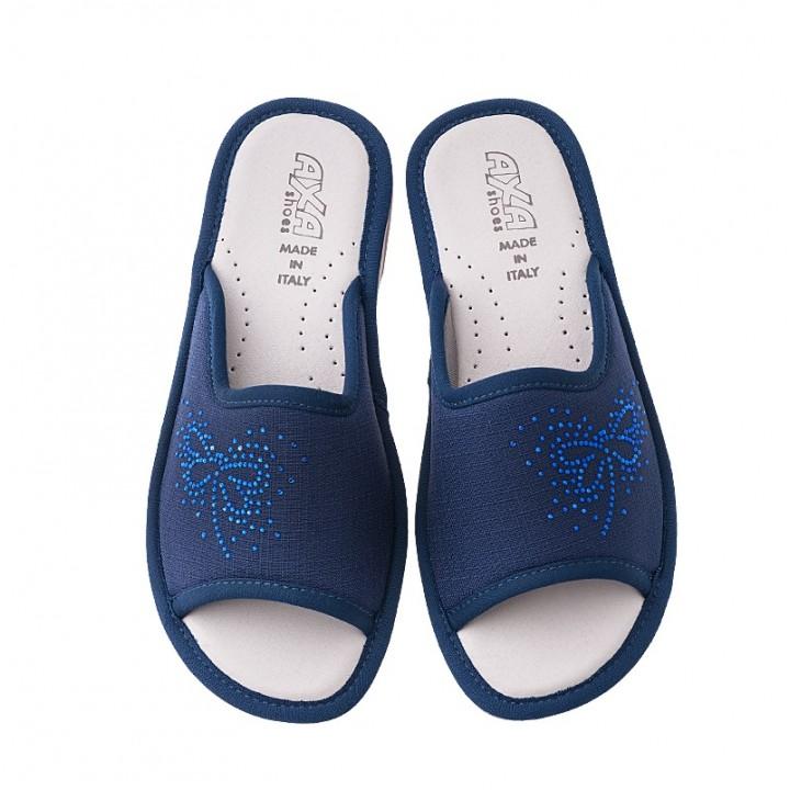 Домашняя женская обувь AXA Iibellula Estivae Blue