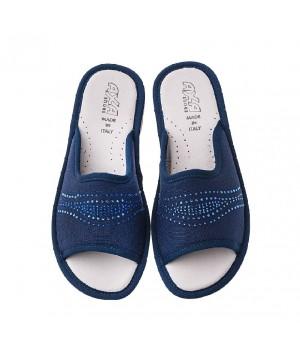 Домашняя женская обувь AXA Onda Marina Blue