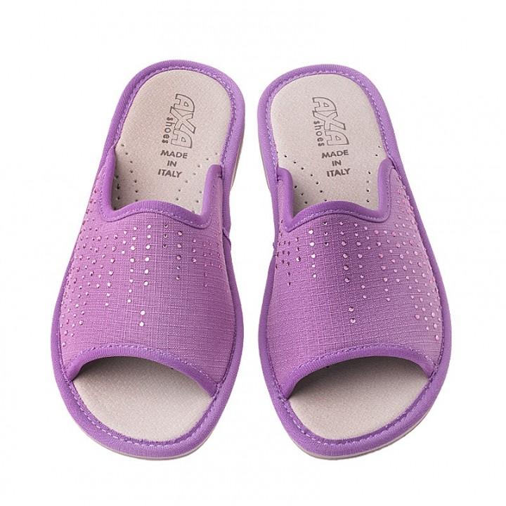 Домашняя женская обувь AXA Pioggia Lilla