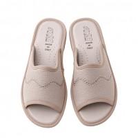 Домашняя женская обувь AXA Serpente Attraente Beige