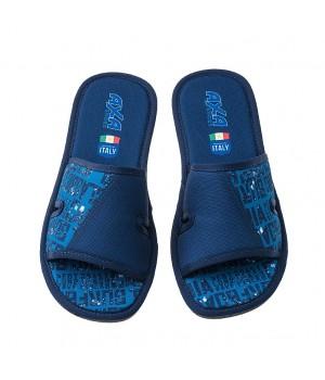 Мужская домашняя обувь AXA Surf Blue