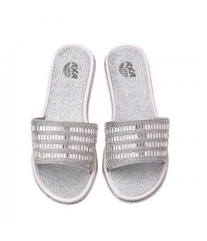 Пляжная обувь женская Argento Lucido