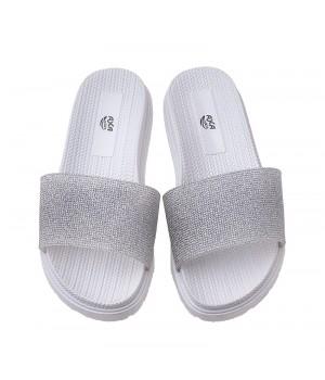 Пляжная обувь женская Perlato Argento