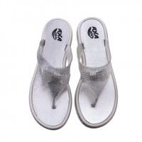 Пляжная обувь женская Sabbia Argento